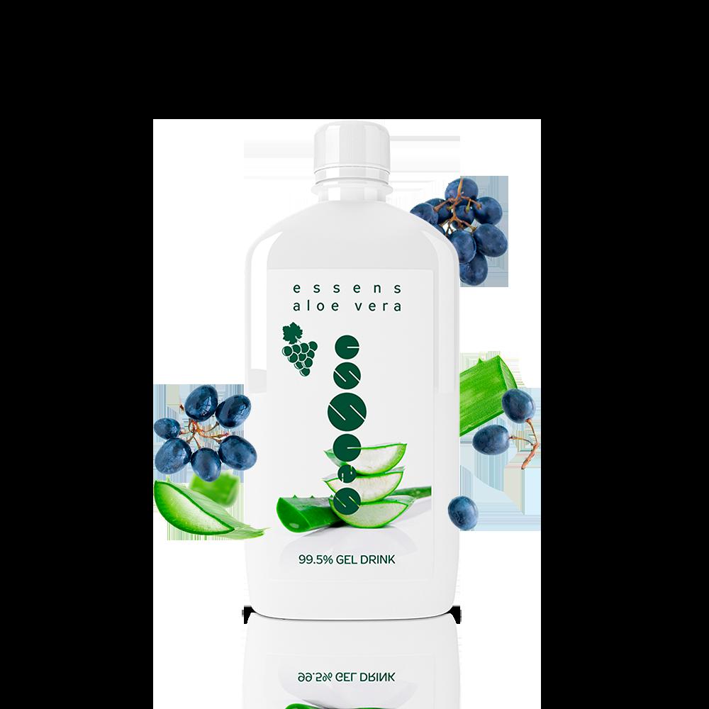 Aloe Vera 99.5% gel drink - σταφύλι