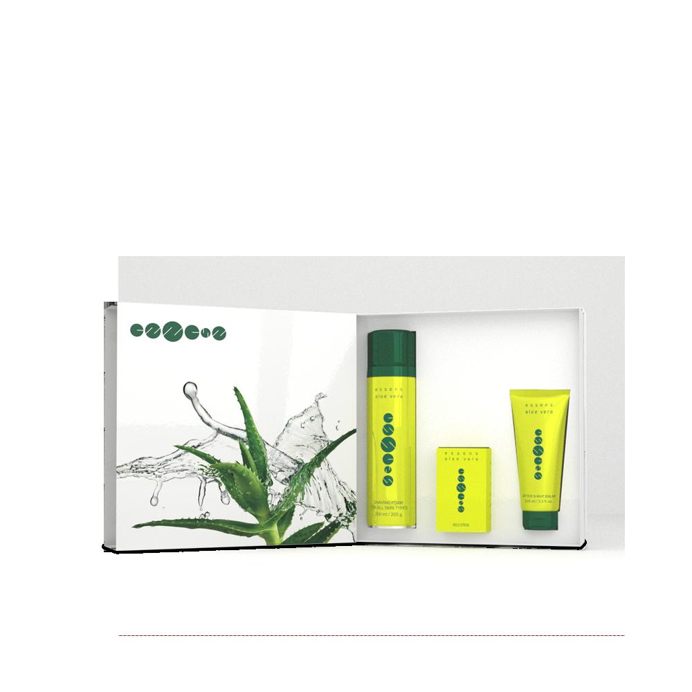 Συσκευασία Δώρου Aloe Vera Καλλυντικά